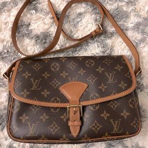 LV Sologne Monogram Sling Bag